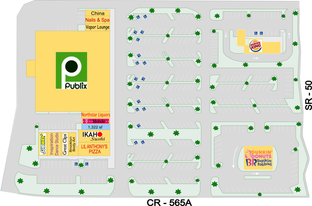 ERI available site plan